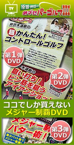 井戸木プロの練習DVD
